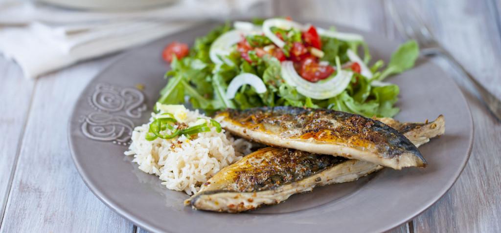 Dietas saudáveis com peixe