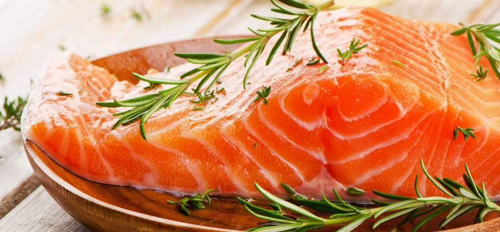 Salmão - Foto: Google Imagens - Alimentação Saudável no verão