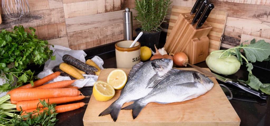 Segurança alimentar com peixes