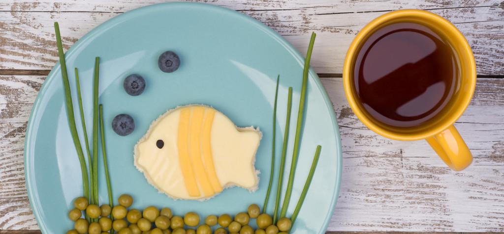 Como ensinar seu filho a gostar de peixes e frutos do mar
