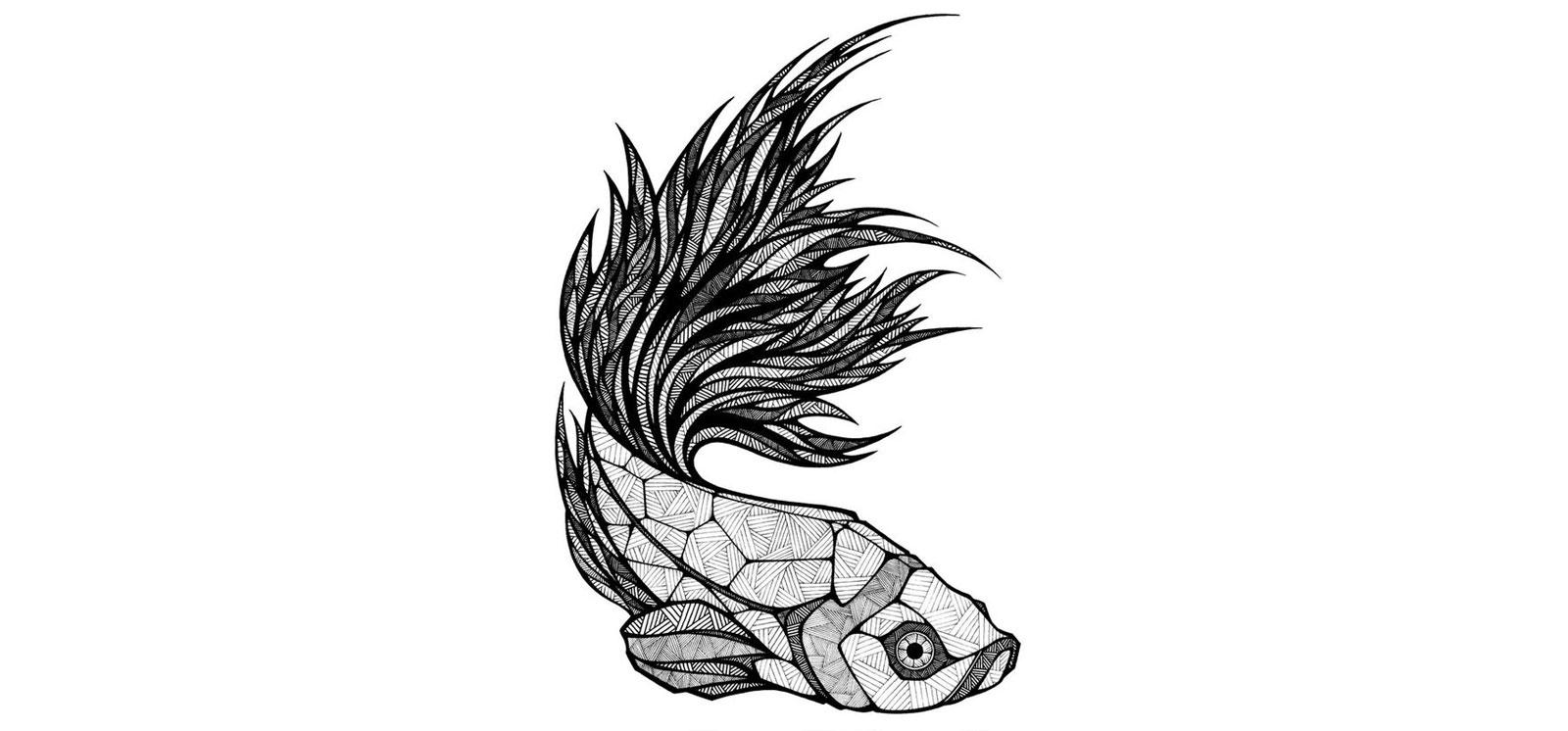 Tatuagens Que Surgiram No Mar Peixes Marinheiros E Sereias